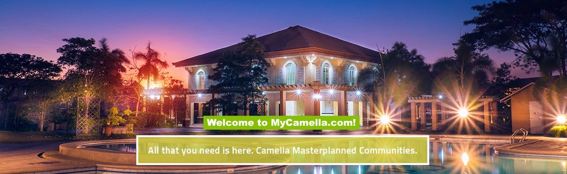 Camella Homes - House for Sale in Philippines